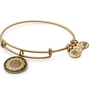 Alex and Ani Charity by Design - Sunflower